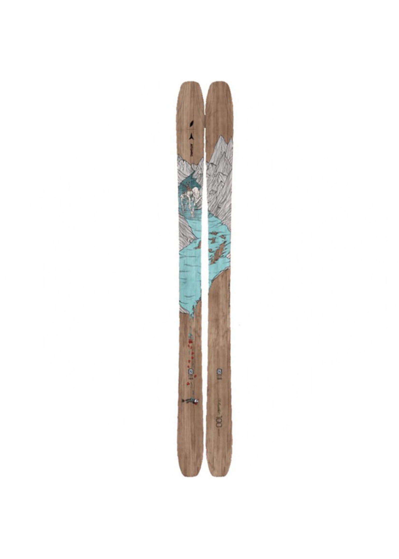 Atomic Alpine Ski Bent Chetler 100 Grateful Dead Edition