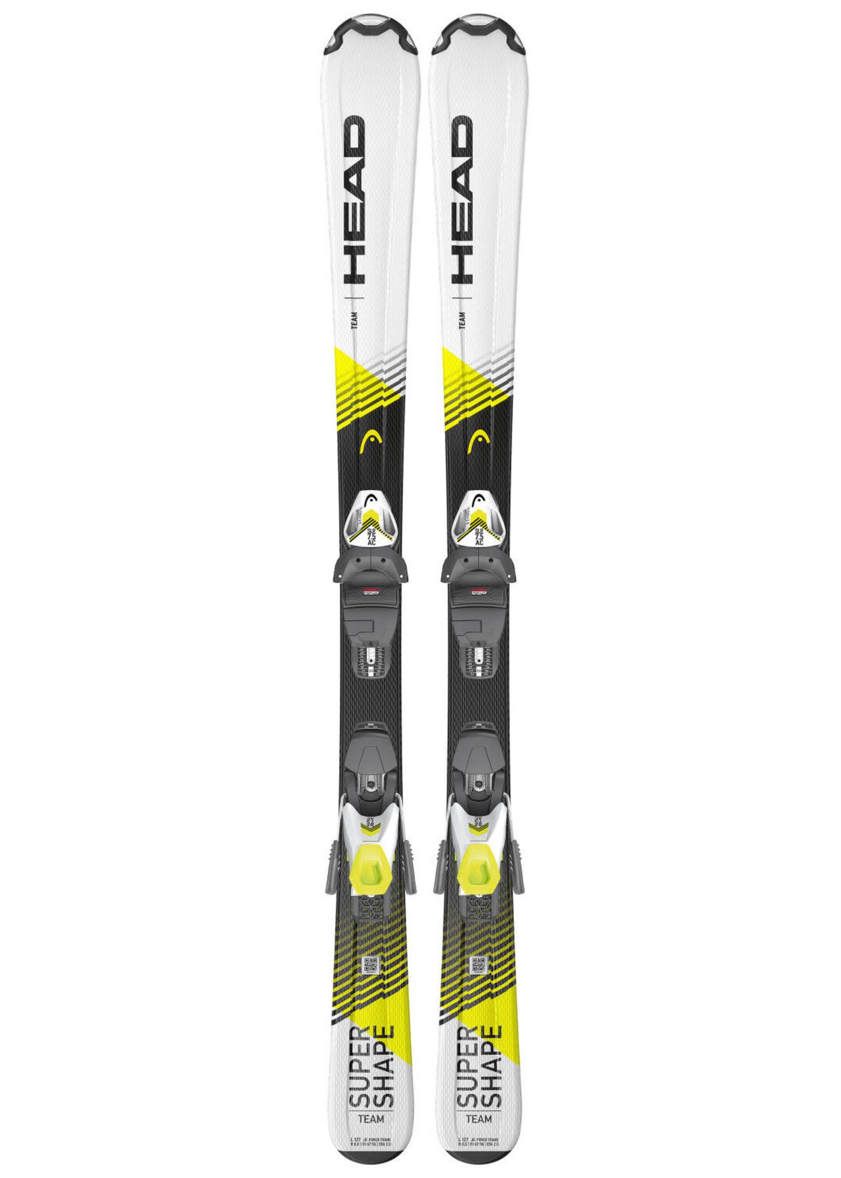 Head Junior Alpine Ski Supershape Team