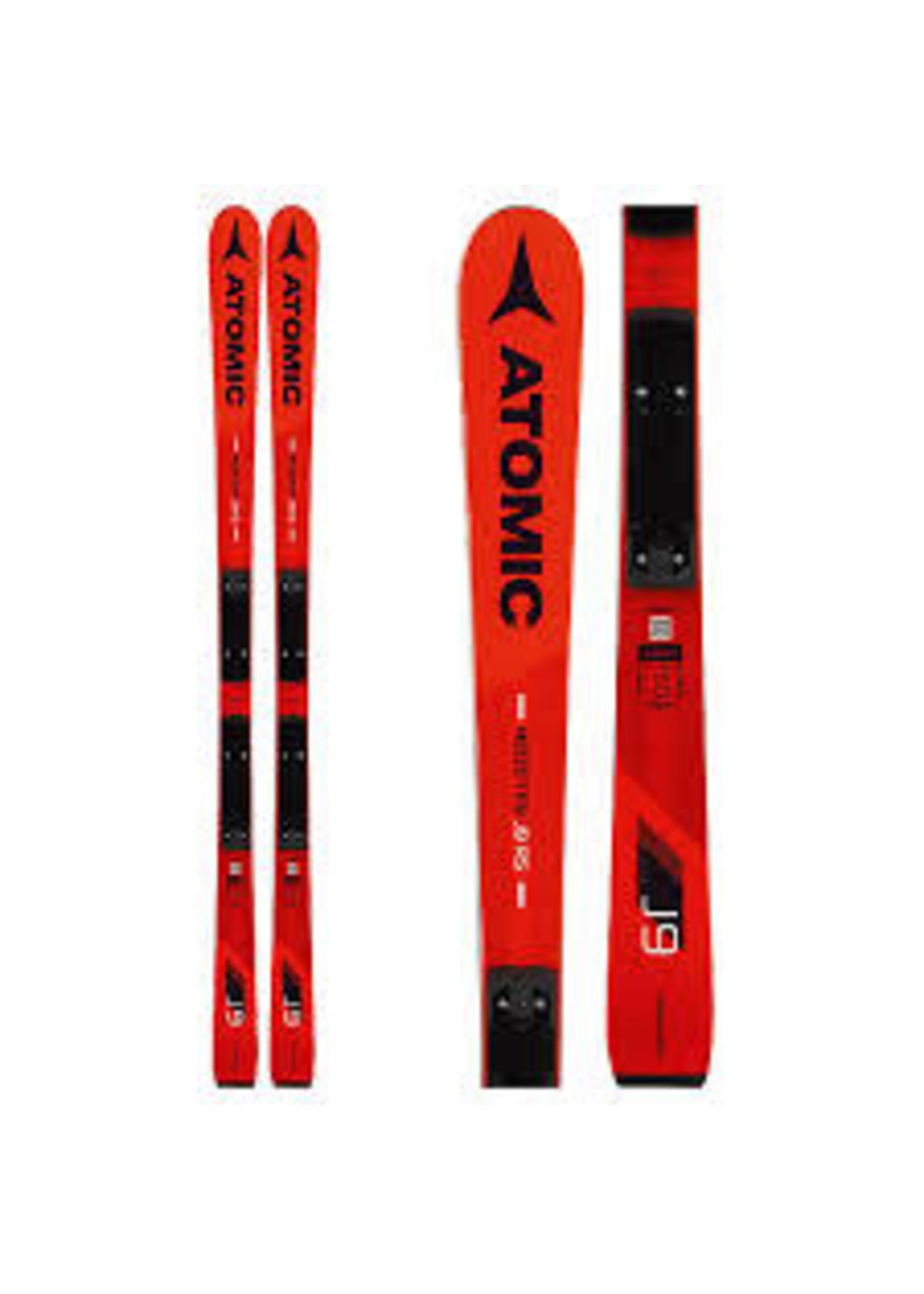 Atomic Race Ski + Binding Redster J9 RS / Colt 7