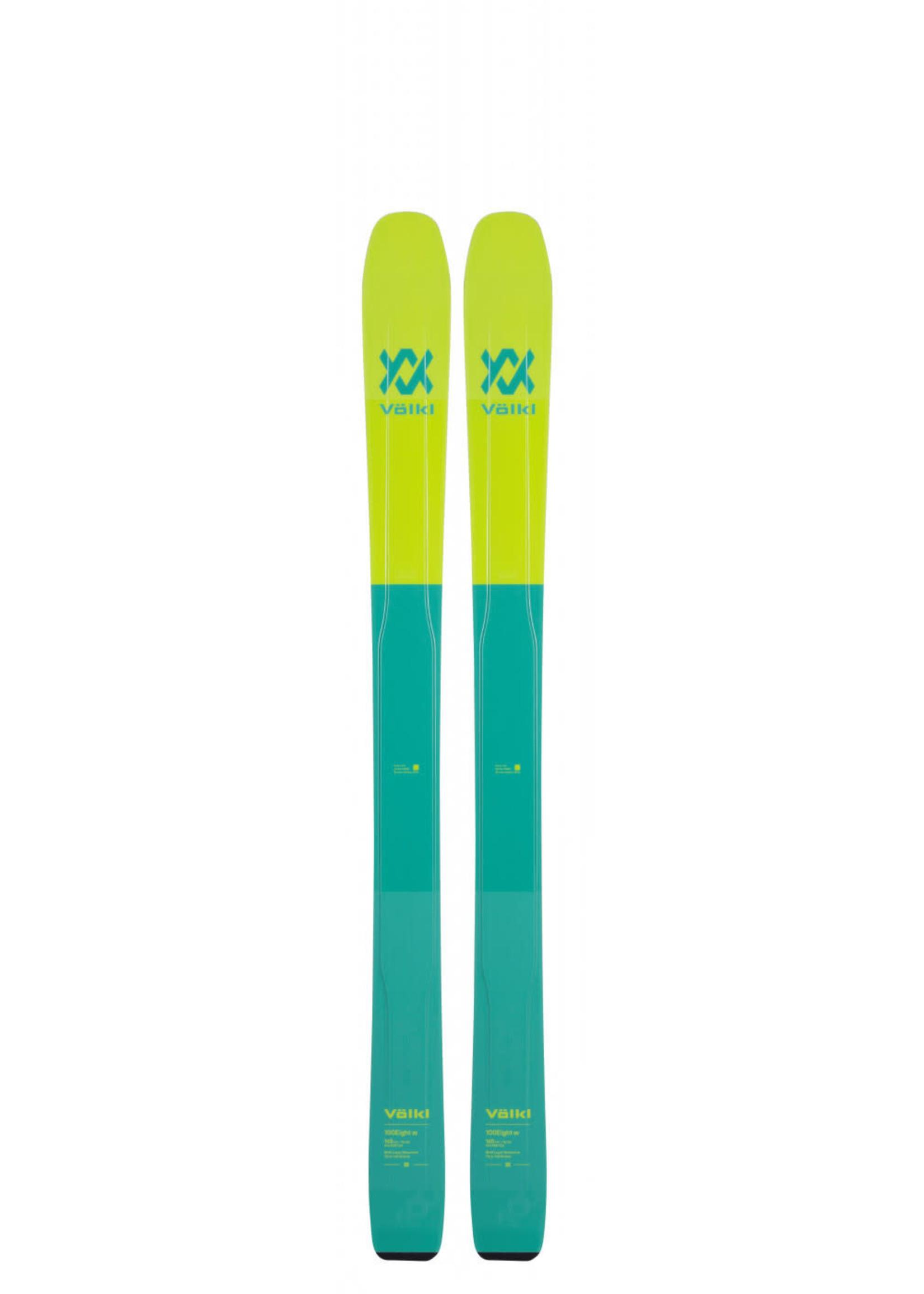 Volkl Demo Alpine Ski 100Eight