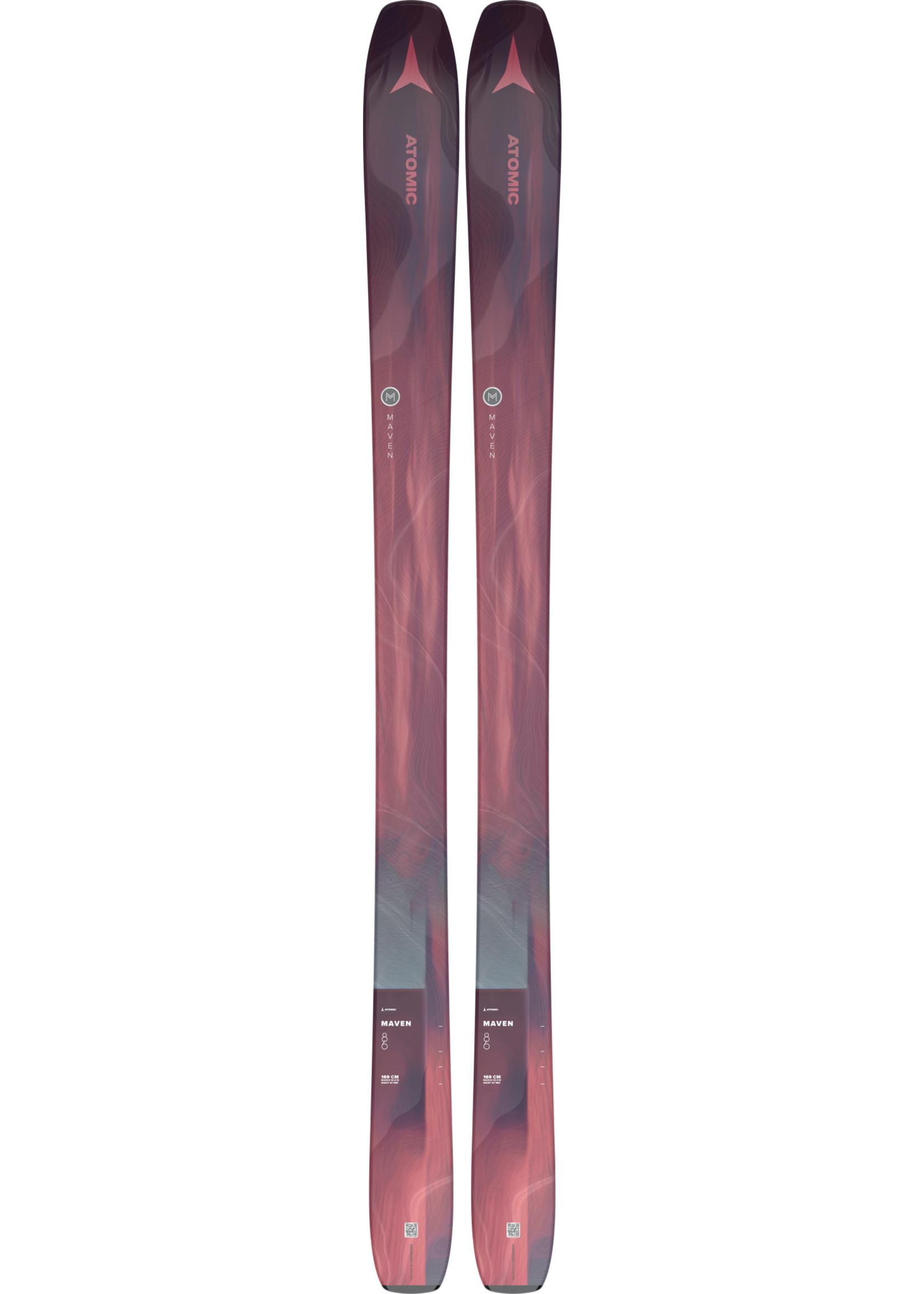 Atomic Alpine Ski Maven 86