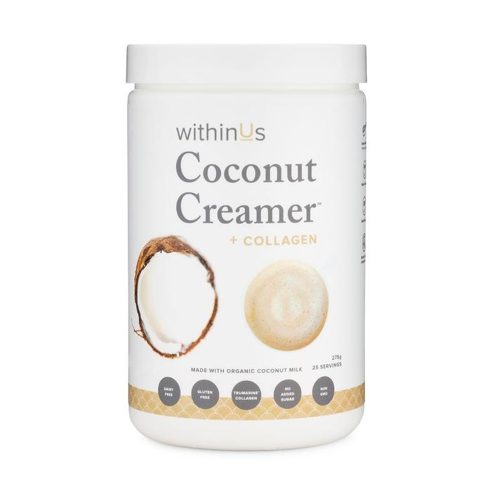 Coconut Creamer +  Collagen-1