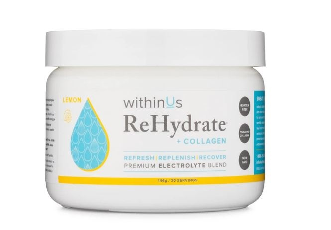 ReHydrate + Collagen - Lemon-1