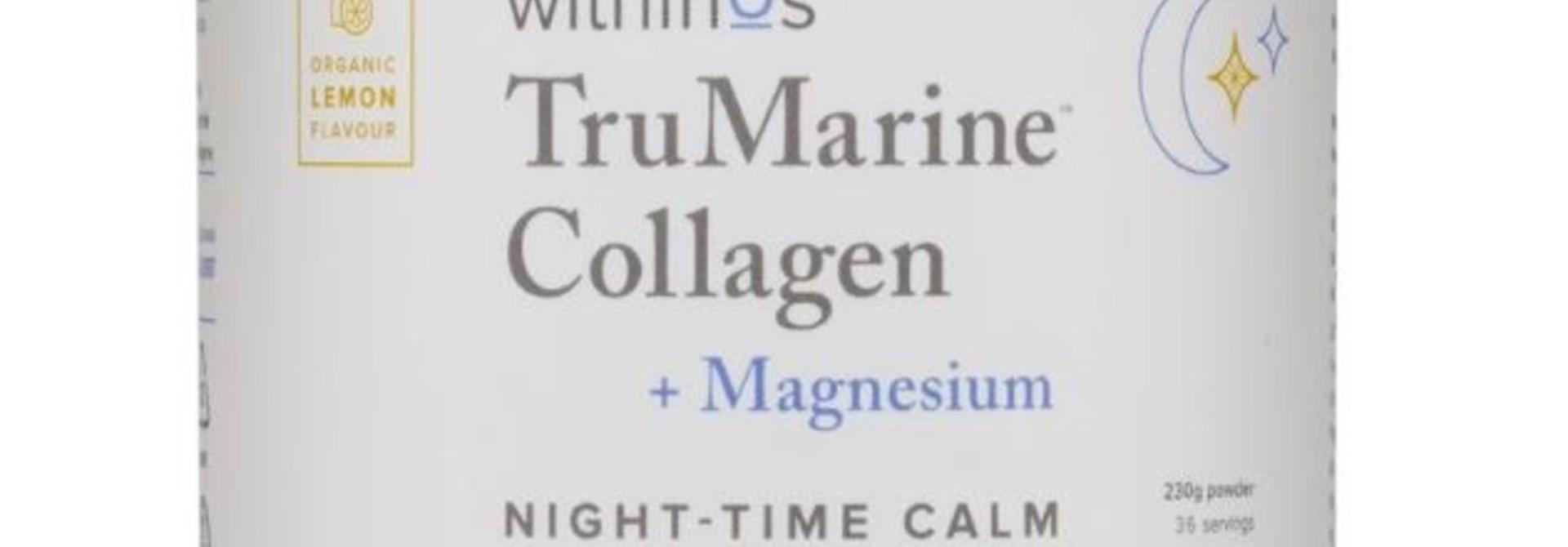 TruMarine - Collagen + Magnesium (230g)