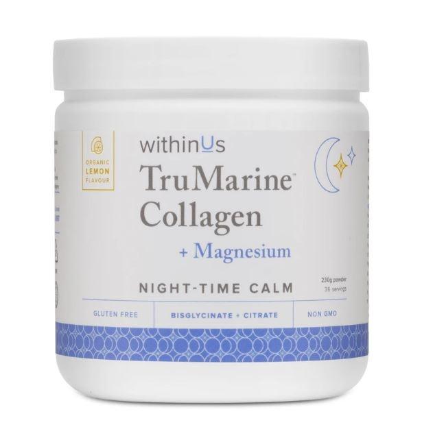 TruMarine - Collagen + Magnesium (230g)-1