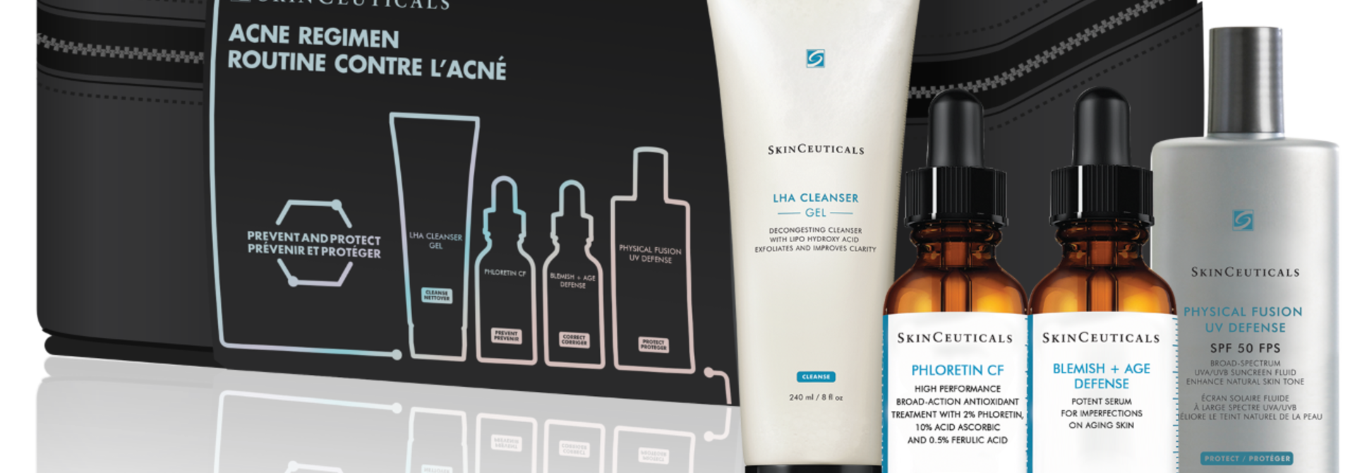 Acne-Prone Kit ($395 value)