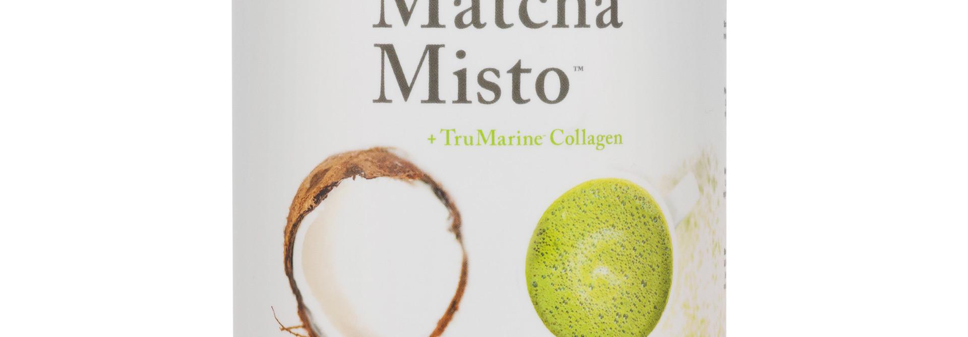 Matcha Misto + Collagen