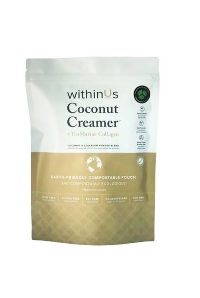 *NEW* Coconut Creamer Compostable Pouch - 45 servings