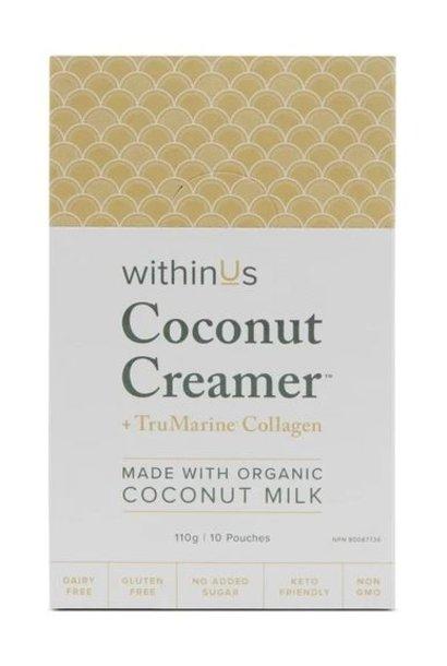 TruMarine -Coconut Creamer + Collagen Pouches