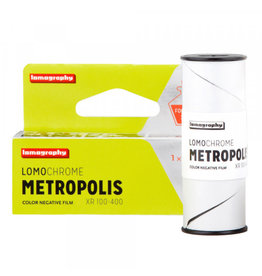 Lomography LomoChrome Metropolis 120 Single Pack