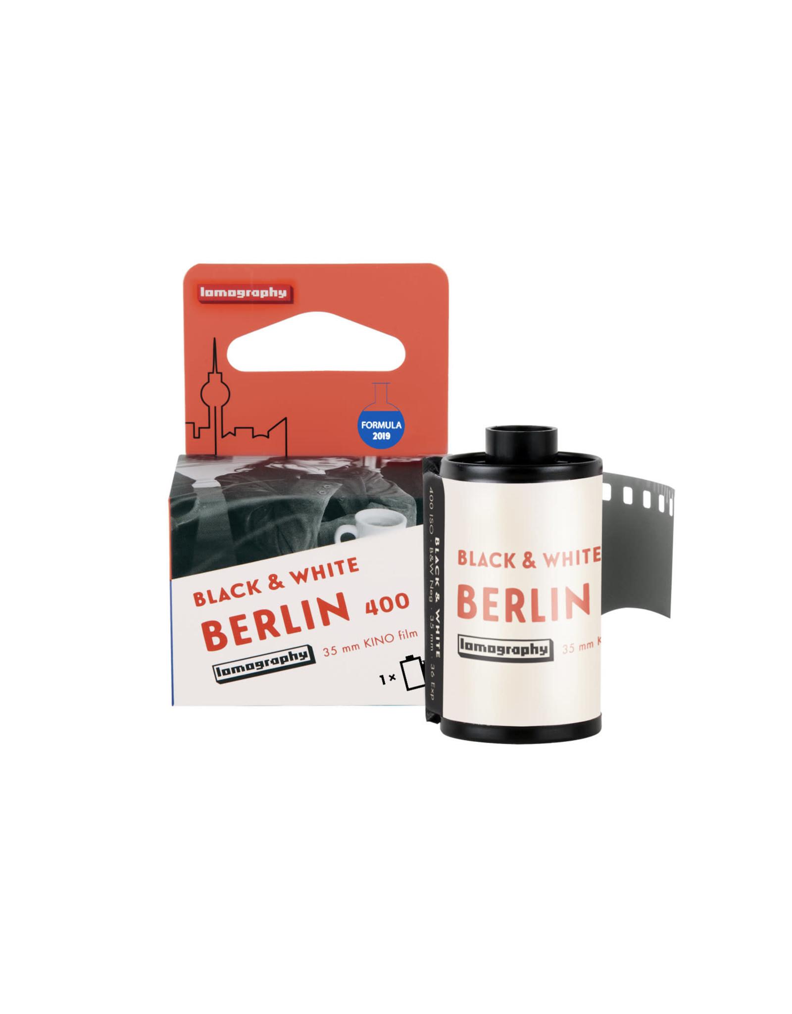 Lomography Lomography B&W 400 35 mm Berlin Kino Film
