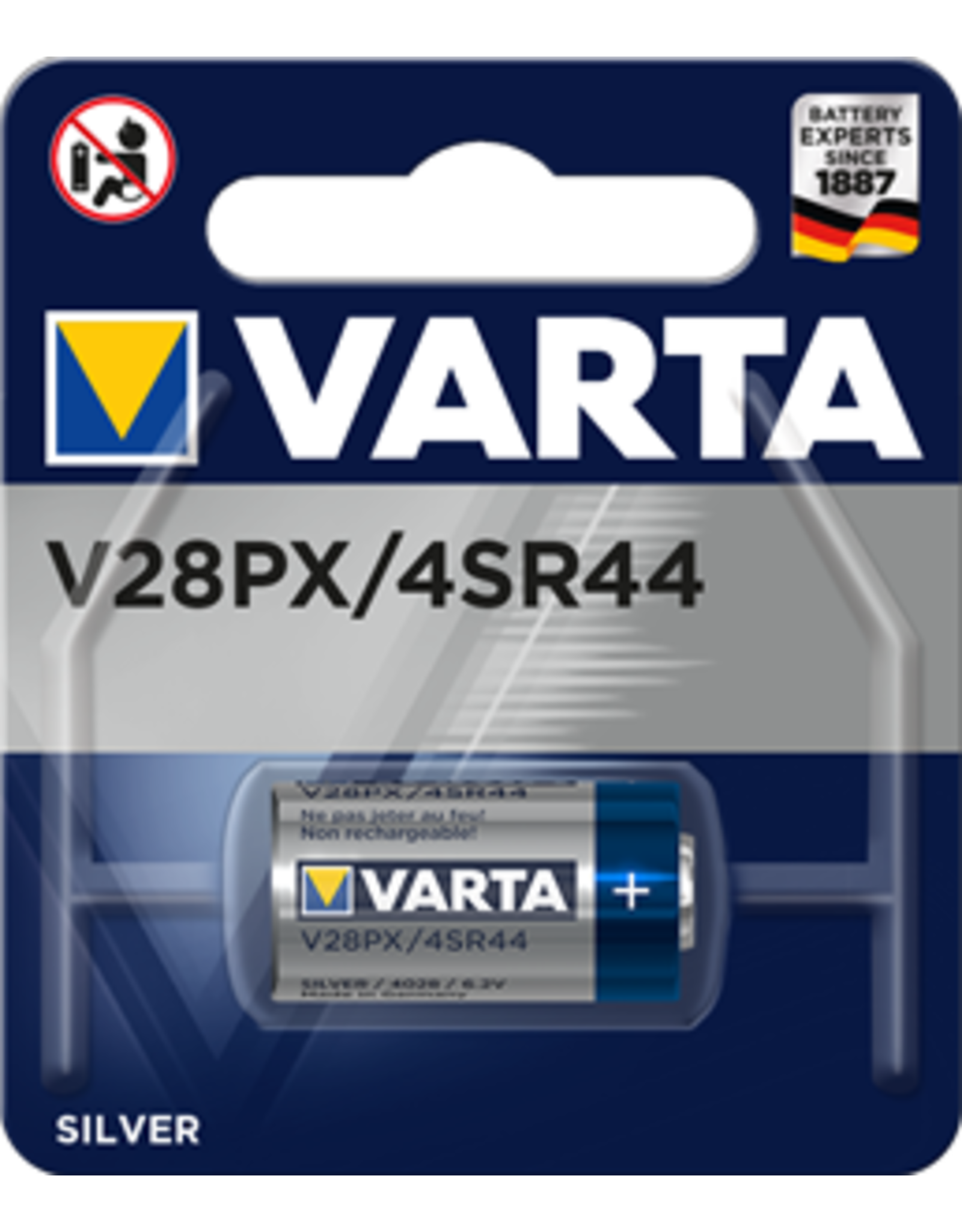 Varta Varta V-28PXL 6 Volt Lithium Battery