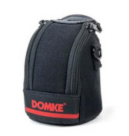 Domke Domke F-505 Lens Case, Small (Black)