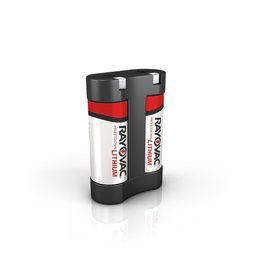 Rayovac Rayovac 2CR5 Lithium Photo Battery