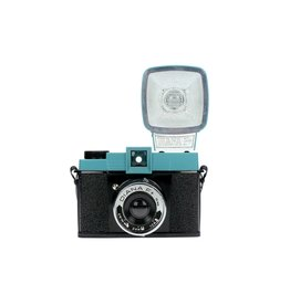 Lomography Lomo Diana F+ w/Flash Medium Format Film Camera