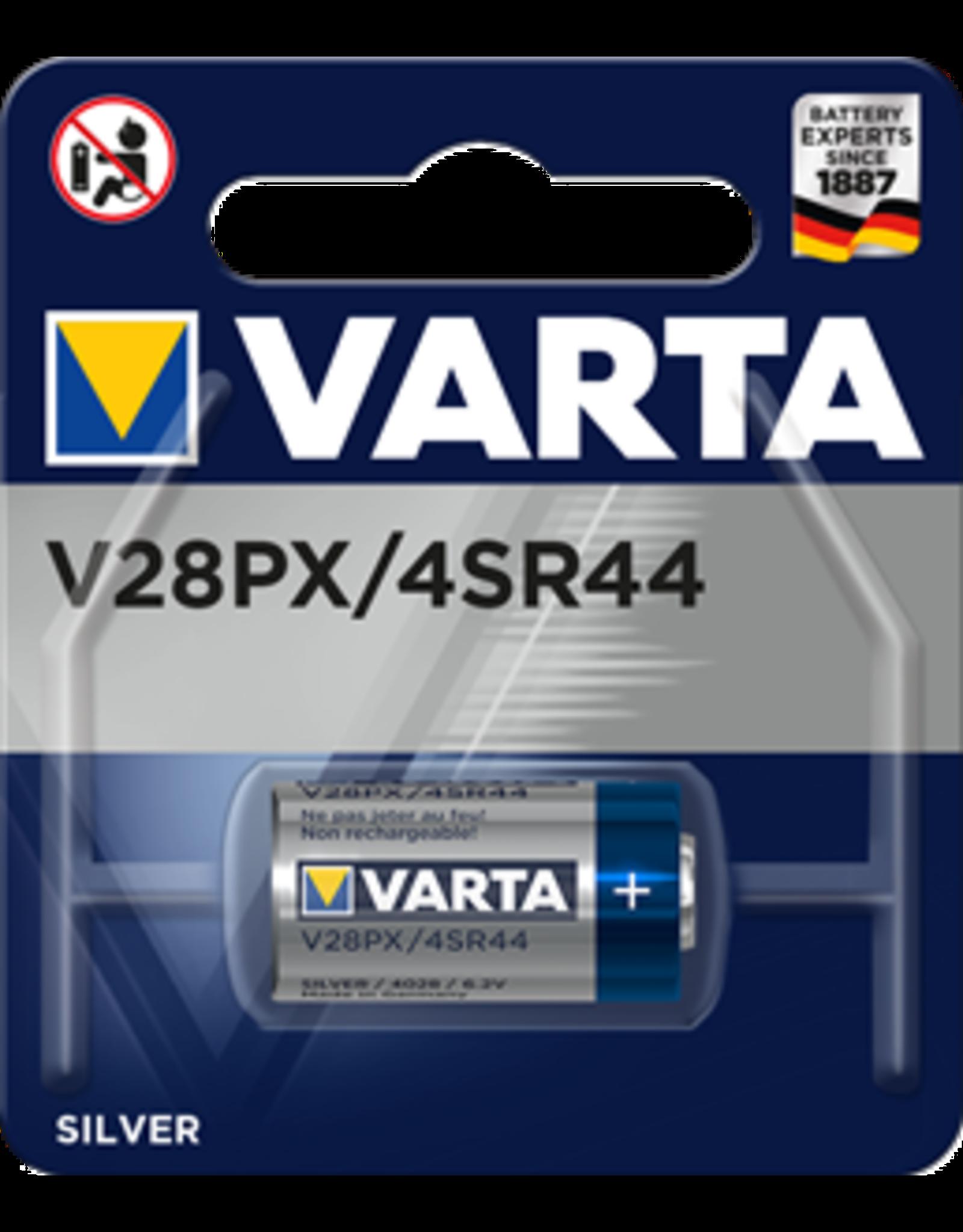 Varta Varta V28PX Silver 6v Battery