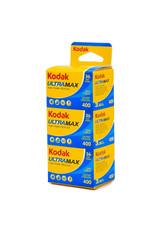 kodak Kodak UltraMax 135-36 400 speed film 3 Pack