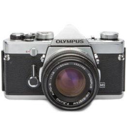 Olympus Olympus OM1 35mm SLR Camera w/50mm f1.4