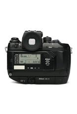 Nikon NIKON F4 35MM SLR W/DATA BACK AND GRIP