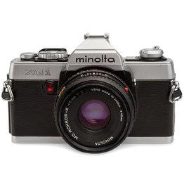 Minolta MINOLTA XG1 35mm SLR w/28mm f2.8 LENS
