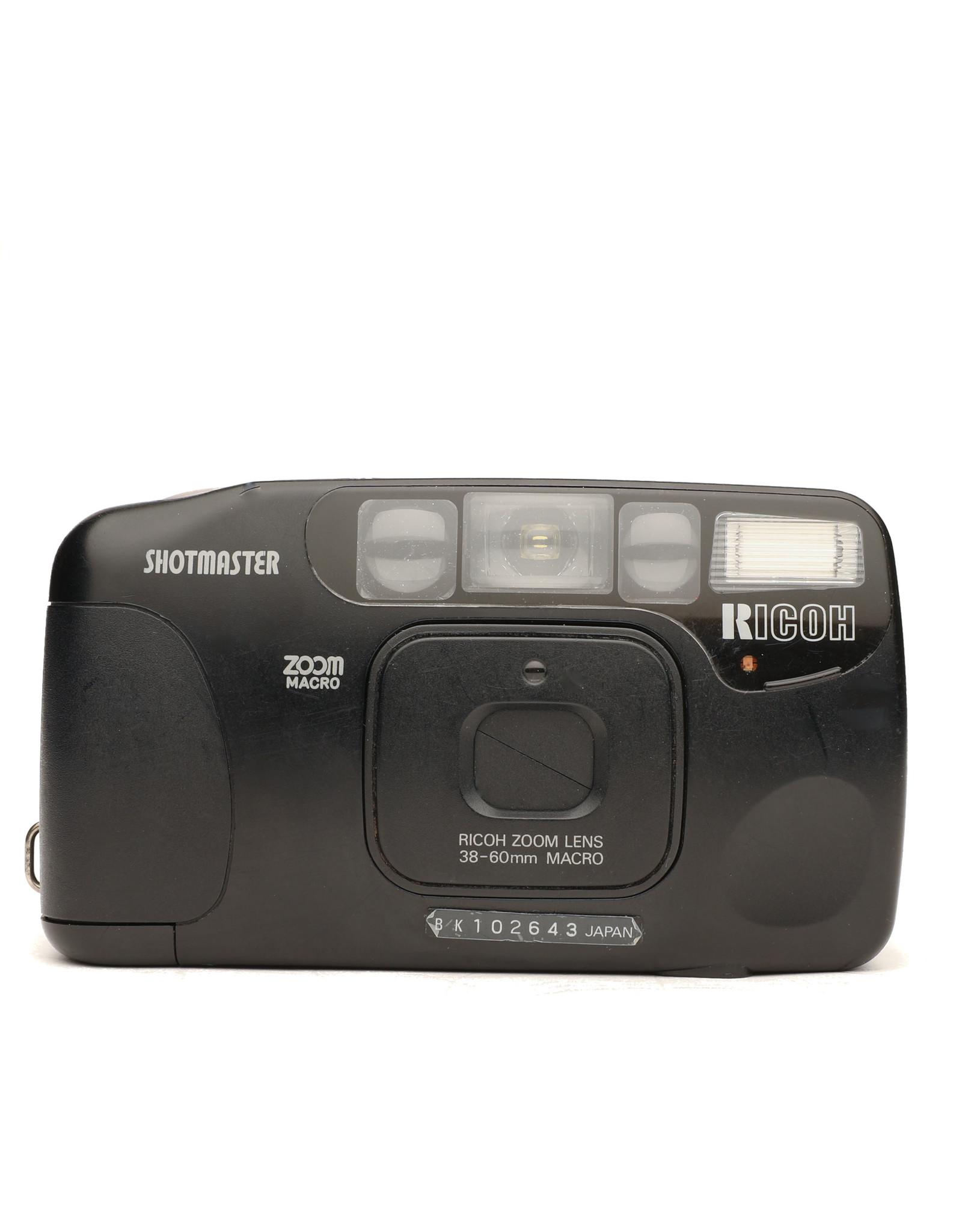 Ricoh RICOH SHOTMASTER ZOOM 35mm Point and Shoot Camera