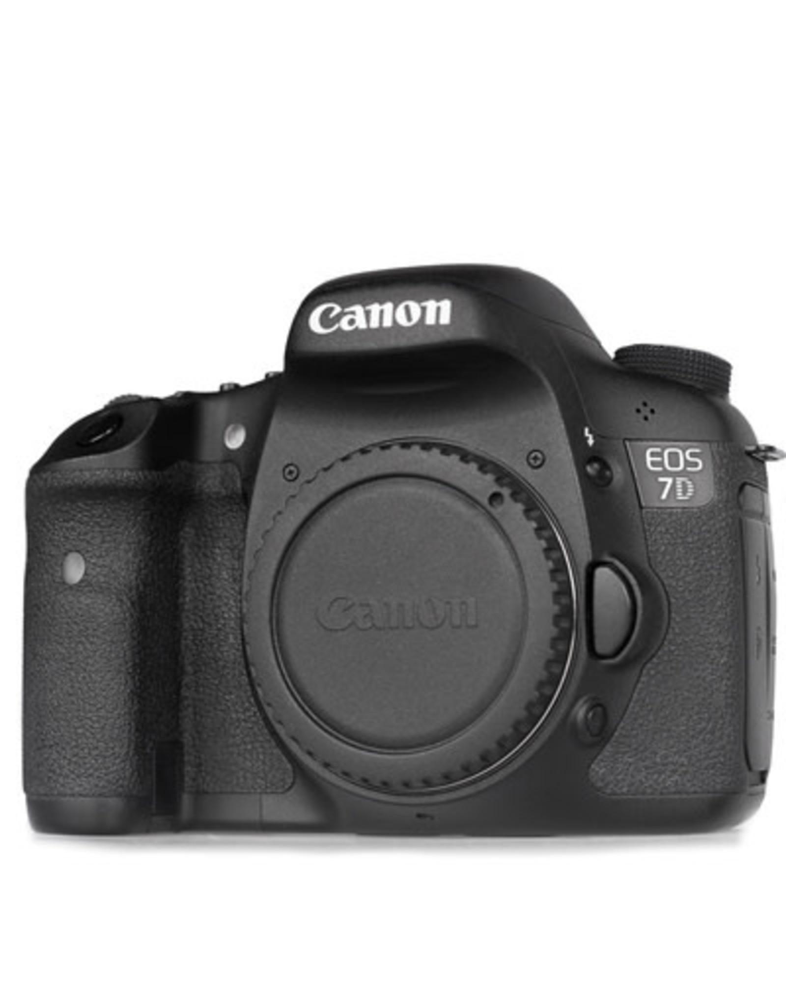 Canon Canon EOS 7D DSLR Camera Body
