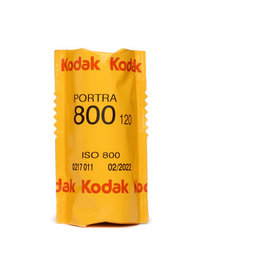kodak Kodak Professional Portra 800 Color Negative Film 120