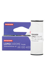 Lomography LomoChrome Purple XR 100-400/120 ASA Single Pack