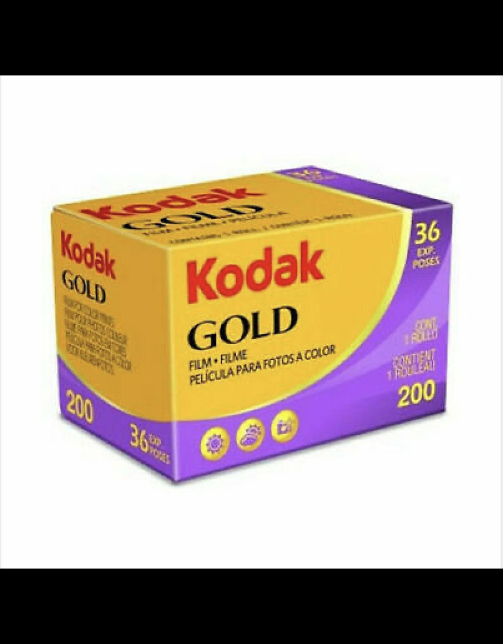 kodak Kodak Gold 200 35mm 36 exp.