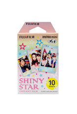 Fuji Fuji Instax Mini Shiny Star Instant Film (10 Shots)