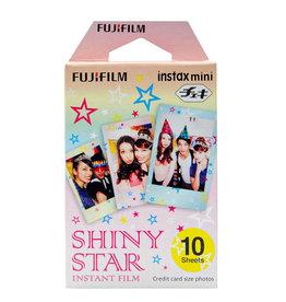 Fuji Fuji Instax Mini Shiny Star Instant Film (10 Shots)