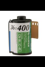 Fuji Fujifilm 135-36 Fujicolor Superia 400 color negative film