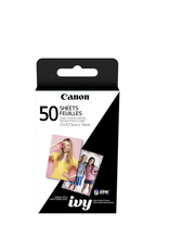 """Canon Canon 2 x 3"""" ZINK Photo Paper Pack (50 Sheets)"""