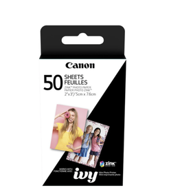 "Canon Canon 2 x 3"" ZINK Photo Paper Pack (50 Sheets)"