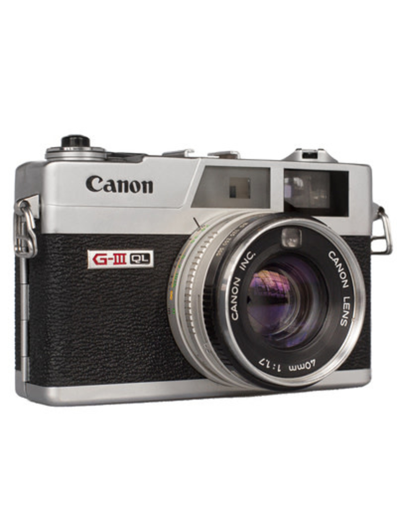 Canon Canon Canonet QL17 G-III 35mm Rangefinder Camera