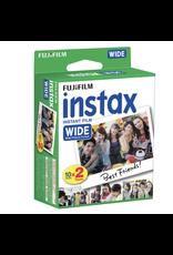 Fuji Fujifilm Instax Wide Instant Film (Twin Pack)