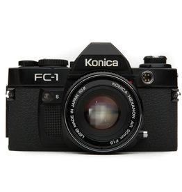 Konica KONICA FC-1 35mm SLR w/50MM F1.7 Hexanon Lens