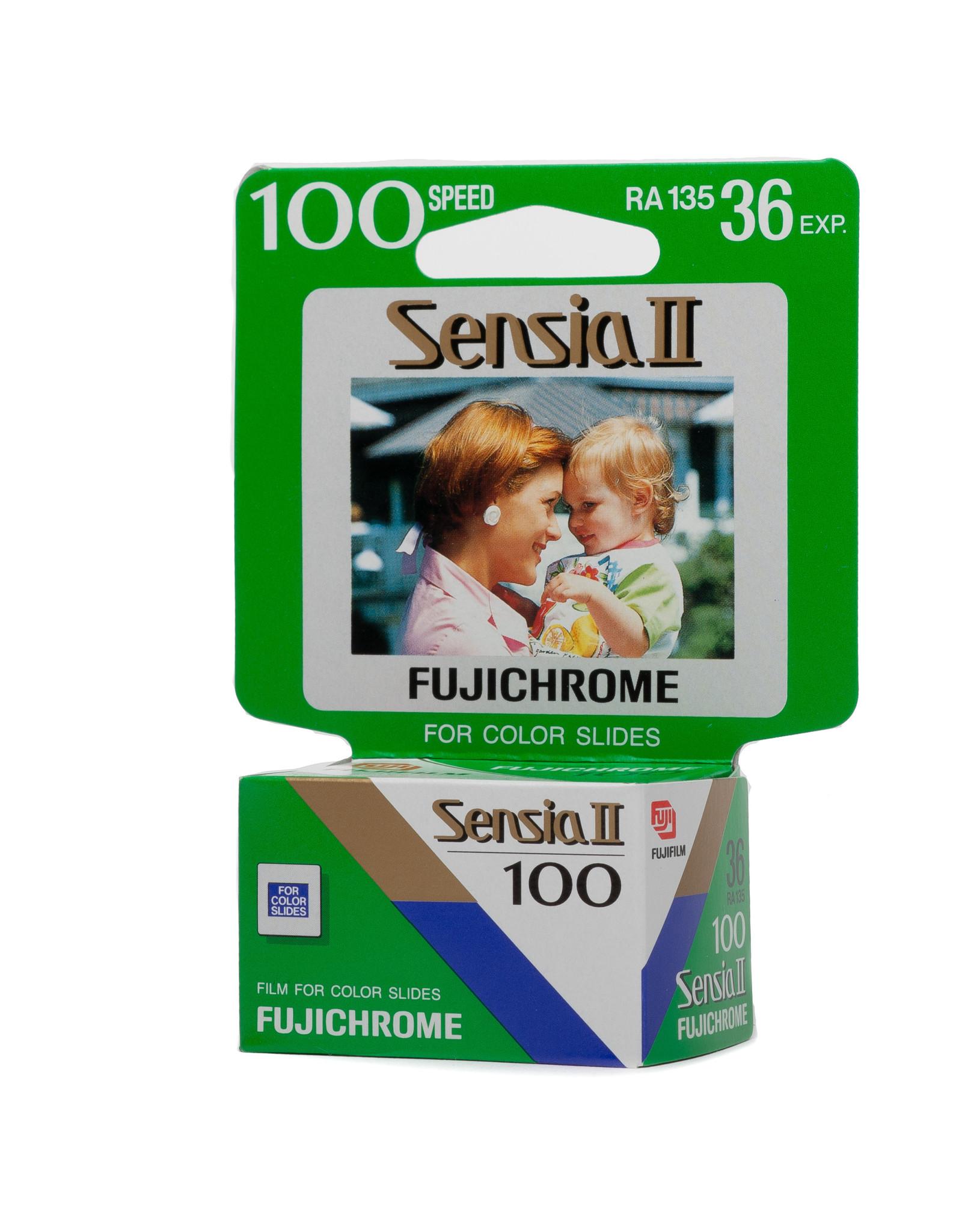 Fuji FujiFIlm Sensia Color Slide Film 100 36 Exposures *expired*