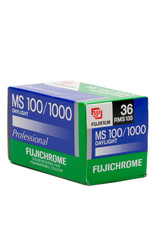 Fuji Fuji Fujichrome MS 100/1000 36 Exp. RMS *expired