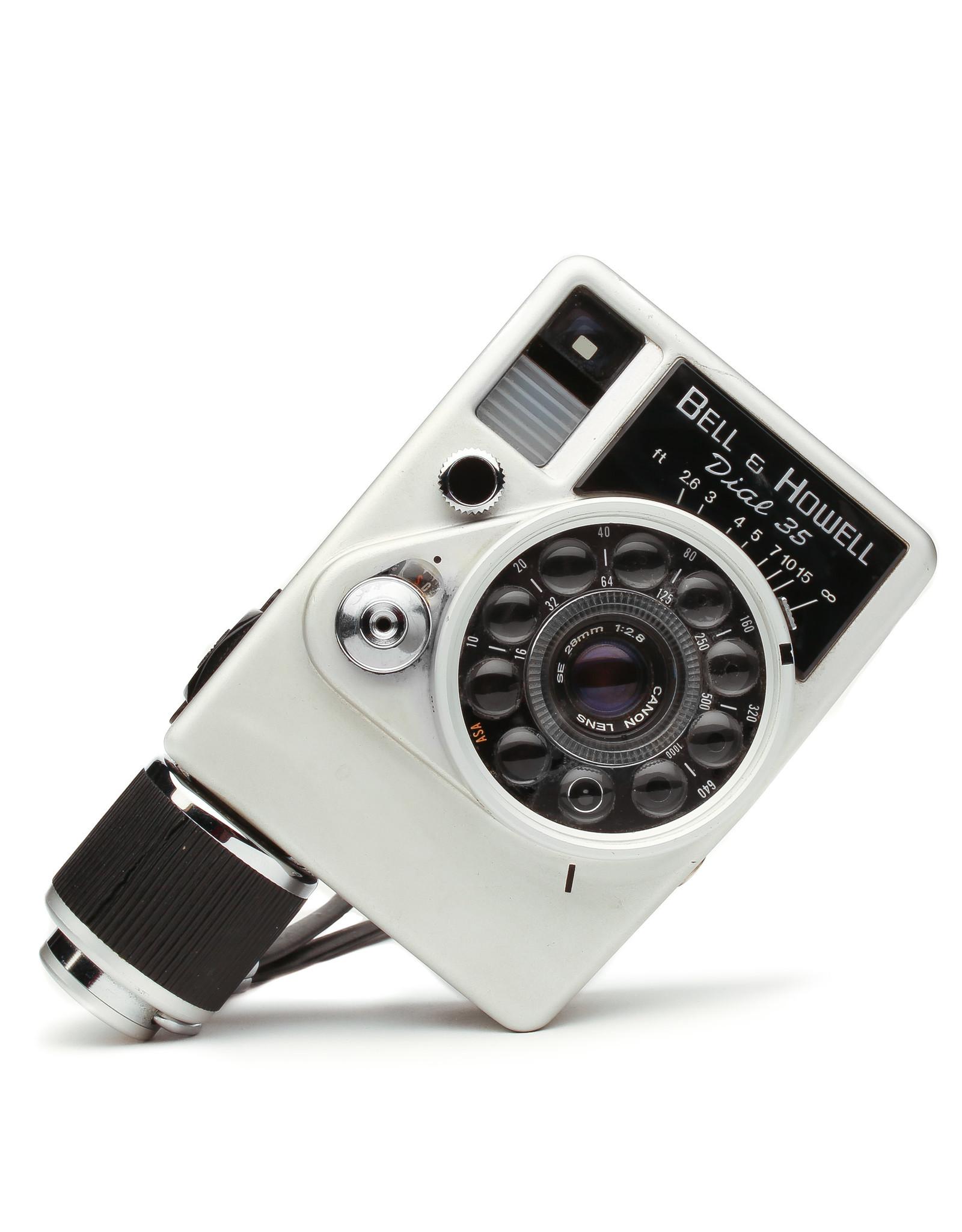 Canon Canon Dial 35 Half Frame 35mm camera