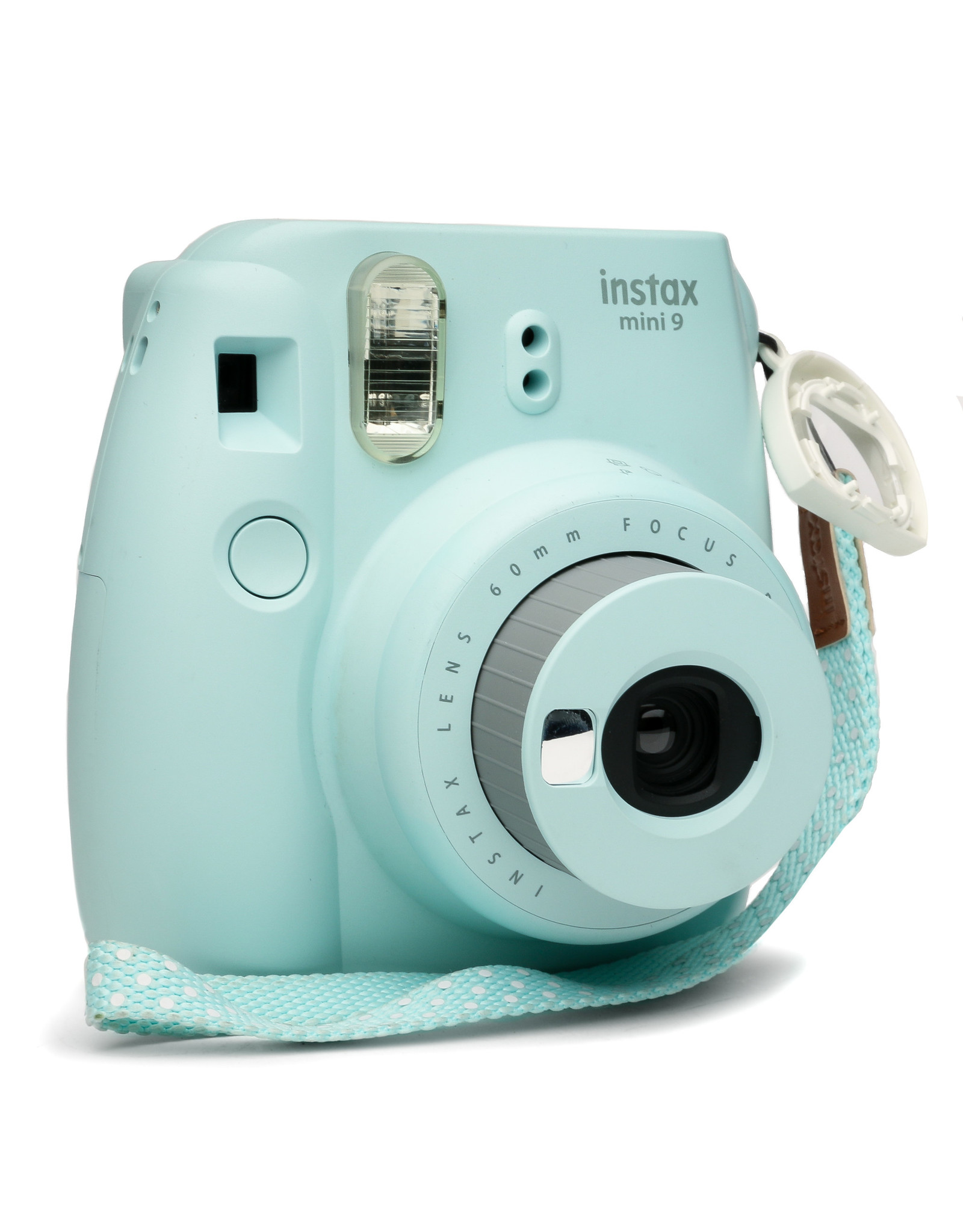 Fuji Fuji Instax Mini 9 Instant Film Camera (Blue)