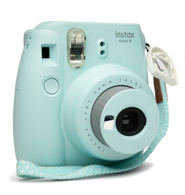Fuji Fuji Instax Mini 9 Instant Film Camera (Blue)