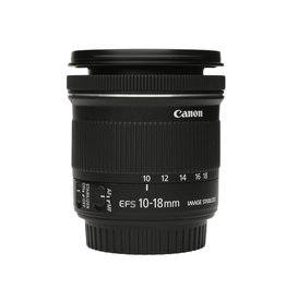 Canon Canon EF-S 10-18mm f/4.5-5.6 IS STM Lens