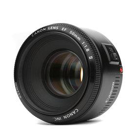 Canon Canon EF 50mm f 1.8 II Lens