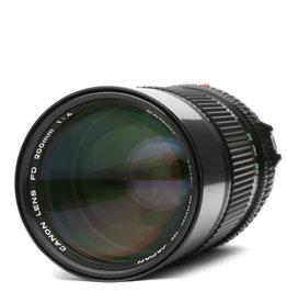 Canon Canon 200mm f/4 Lens FD