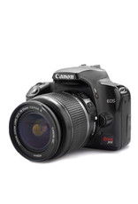 Canon Canon Digital Rebel XS Black  w-28-90 lens Semester Rental