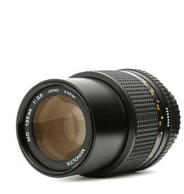 Minolta Minolta MD 135mm f/3.5 Lens