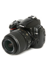 Nikon Nikon D5000 Digital SLR Camera w/18-55 VR Lens Semester Rental 2