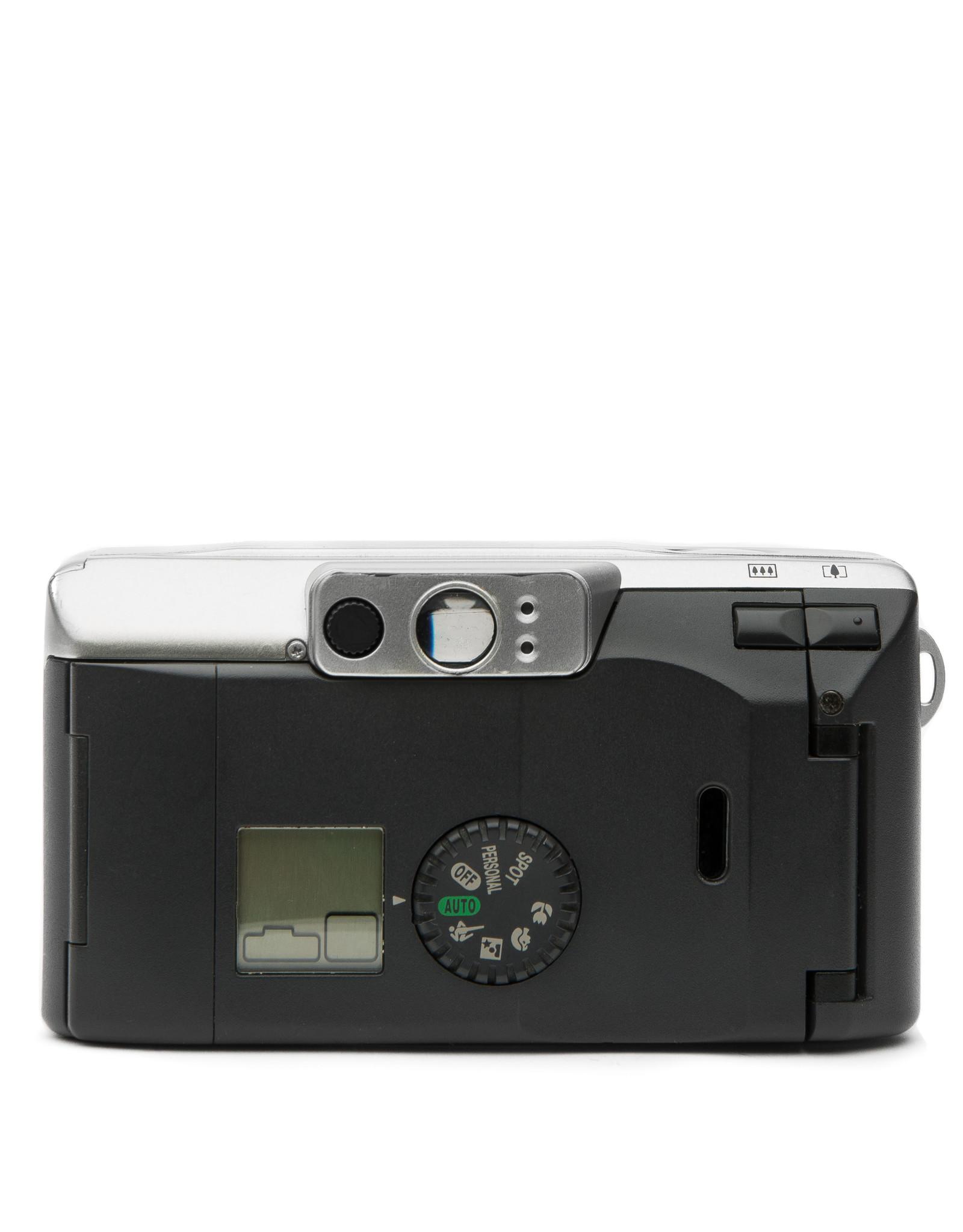 Canon Canon Sureshot Classic 120 Point & Shoot 35mm Camera