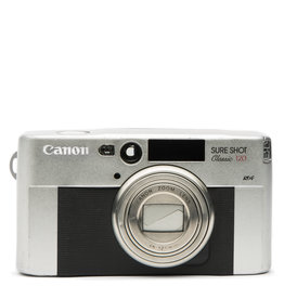 Canon Canon Sureshot Classic 120 Point & Shoot 35mm Camera